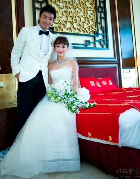 Hạnh phúc trong ngày cưới