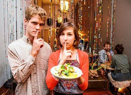 Choáng váng với những nhà hàng lạ lùng nhất thế giới