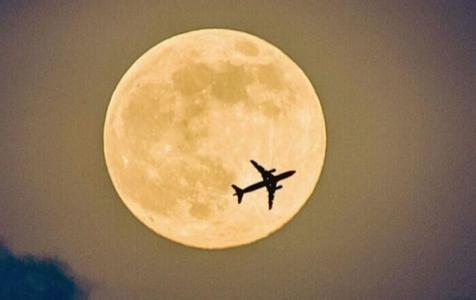 Sốt xình xịch trào lưu bay đêm Trung thu ngắm trăng rằm