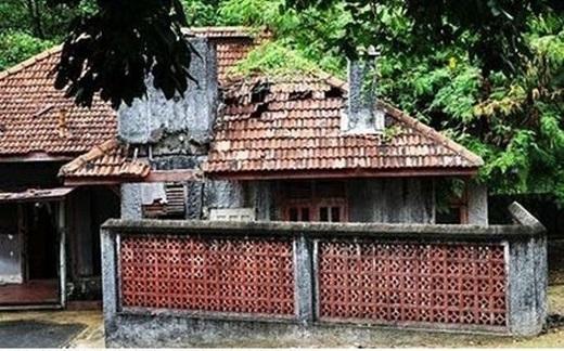 Ngôi nhà đỏ - ngôi nhà của búp bê ma. (Nguồn: Internet)