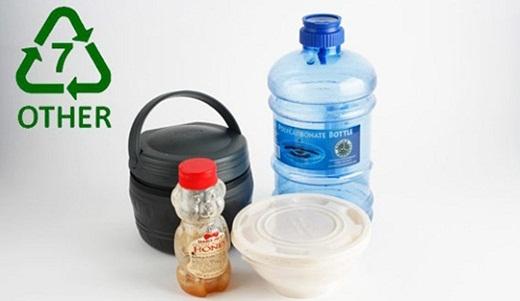 Thực hư chuyện kí hiệu dưới đáy chai nhựa cảnh báo ung thư