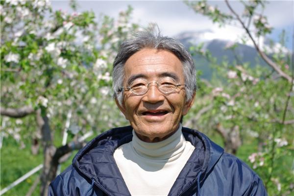 Quả táo diệu kì của kẻ ngốc Akinori Kimura