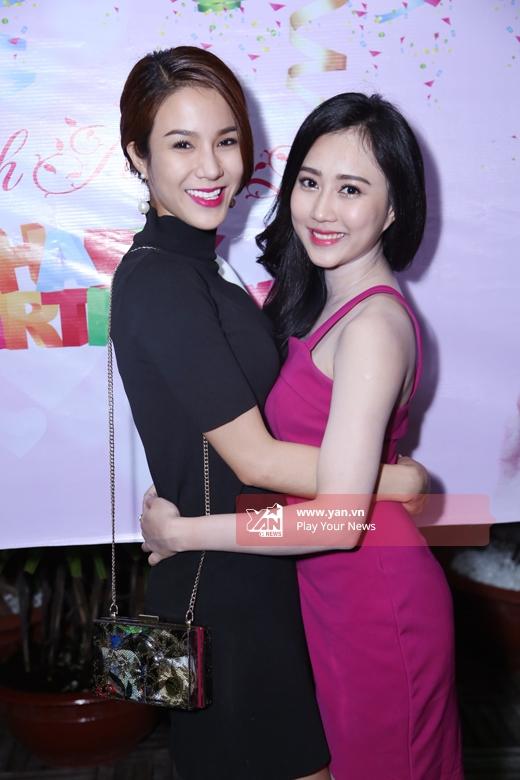 """Diệp Lâm Anh chia sẻ cô ấn tượng với Lona Huỳnh bởi sự """"ngố ngố"""", đáng yêu."""