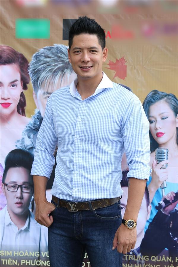 Mr. Đàm, Hà Hồ ủng hộ Bình Minh xây dựng quỹ điện ảnh - Tin sao Viet - Tin tuc sao Viet - Scandal sao Viet - Tin tuc cua Sao - Tin cua Sao