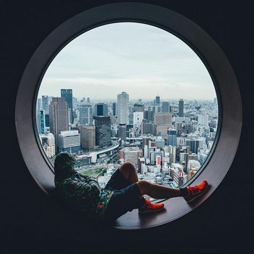 Một nỗi cô đơn sao màđẹp lạ thường...(Nguồn: Bored Panda)
