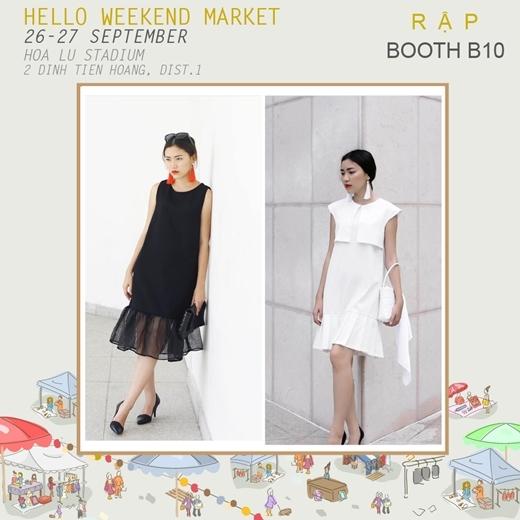 Hưởng trọn Đêm Trung Thu cùng Hello Weekend Market.