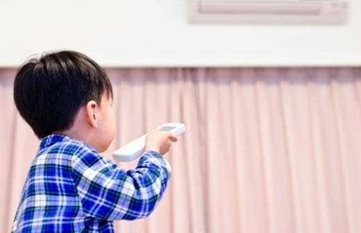 Điều hòa nhiệt độ có thể sản sinh ra chất có hại cho cả trẻ em và người lớn.