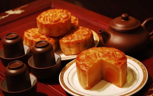 """Những chiếc bánh mà Hằng Nga làm đã đạt giải nhất và được đặt tên là """"bánh Trung thu"""". Ảnh nguồn: Internet"""