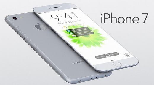 Một ý tưởng về iPhone 7. (Ảnh: Internet)