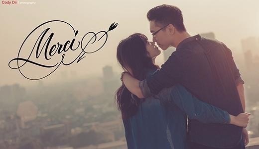 """""""Phát hờn"""" với các bộ ảnh cực kì lãng mạn của những cặp đôi"""
