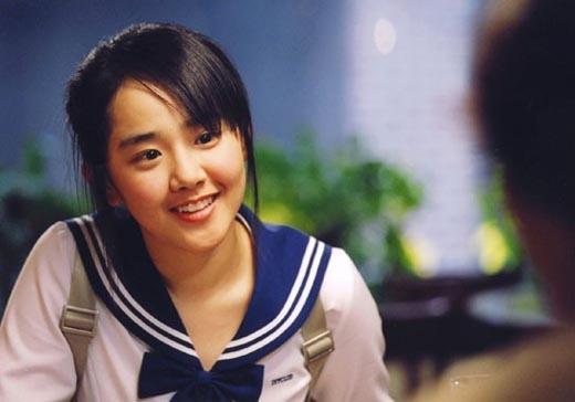 Bo Eun (Moon Geun Young) trở thành cô dâu khi mới 15 tuổi.