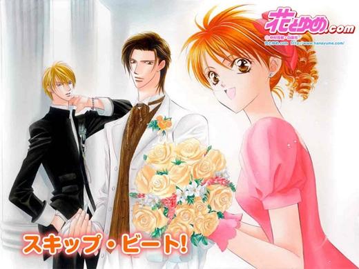 Tưởng như sống chết vì Shotaro nhưng sau đó Kyoko phát hiện ra người mình yêu thật sự là đàn anh Ren điển trai và dịu dàng.