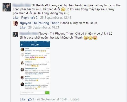 Tuy nhiên, dường như các fan đã nhanh tay bắt được khoảnh khắc cả hai công khai trên instagram cá nhân. - Tin sao Viet - Tin tuc sao Viet - Scandal sao Viet - Tin tuc cua Sao - Tin cua Sao