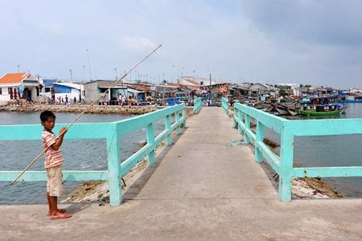 Là xã đảo duy nhất ở TP.HCM, từ một vùng đất nghèo khó, Thạnh An đang từng ngày chuyển mình phát triển(Ảnh: Internet)