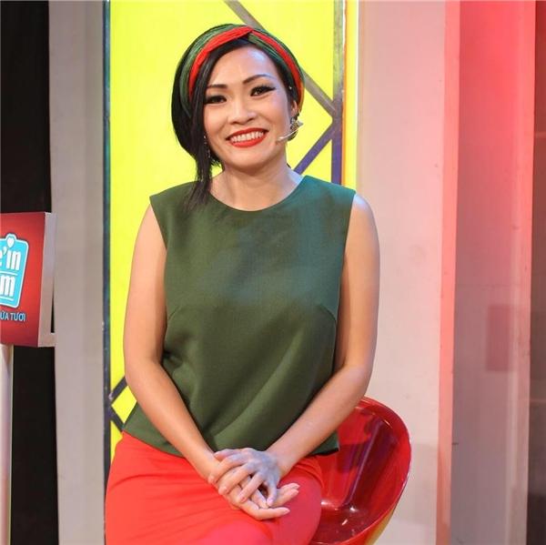 Chị Chanh nổi tiếng là một trong những nghệ sĩ thẳng tính nhất nhì showbiz Việt. - Tin sao Viet - Tin tuc sao Viet - Scandal sao Viet - Tin tuc cua Sao - Tin cua Sao
