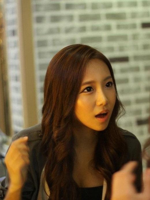"""Mê mẩn nhan sắc của """"nữ cảnh sát quyến rũ nhất Hàn Quốc"""""""
