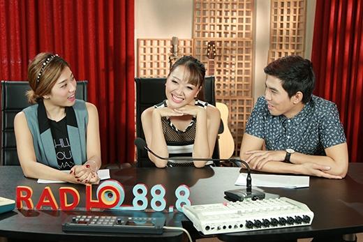 Băng Ditrở thành khách mời tiếp theo củaRadio 88.8.