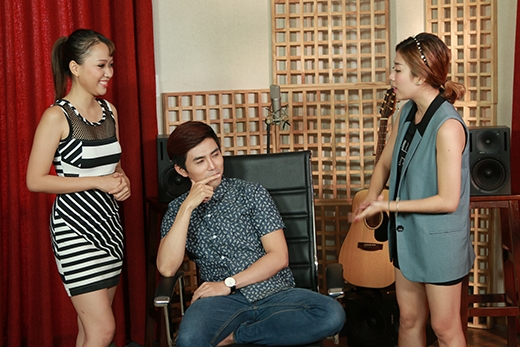 Will Hà Bátrong một lần thách thứcChút Ăn Hại (Yumi)chứng minh mình là nam.