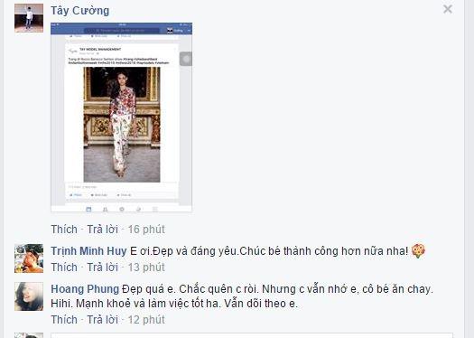 """Thùy Trang Next Top liên tiếp """"ghi bàn phút 89"""" trên sàn diễn Milan"""