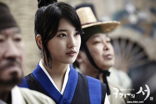 Diễn xuất của cô dần được khẳng định qua từng ngày, gần đây nhất là bộ phim Cửu Gia Thưdo cô và Lee Seung Gi thủ vai chính
