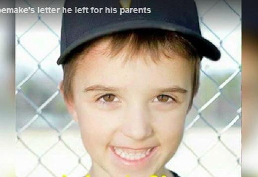 Chân dung cậu bé 6 tuổi bị mắc căn bệnh quái ác. (Nguồn: Internet)