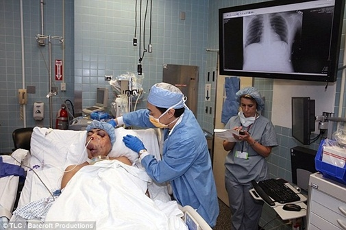 Lahdodi đã trải qua 2 cuộc phẫu thuật