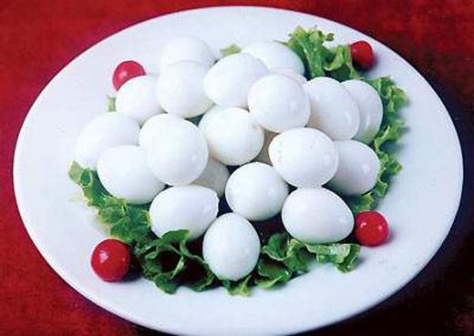 Lợi ích kì diệu của trứng cút ít ai biết