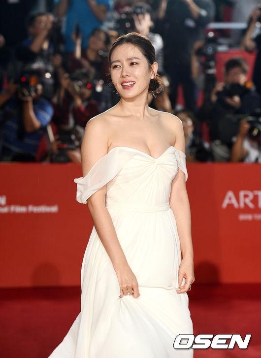 Son Ye Jinxinh đẹp thuần khiết.