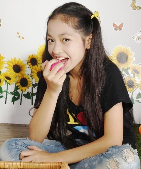 Bùi Hà Anh đang là gương mặt nữ tiềm năng của điện ảnh Việt. Ảnh:NVCC.