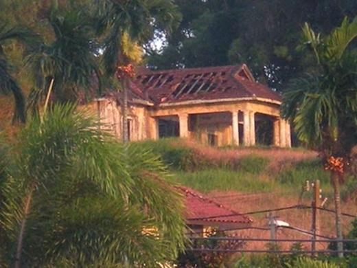 Biệt thự Nabila trong ánh hoàng hôn.(Nguồn: Internet)
