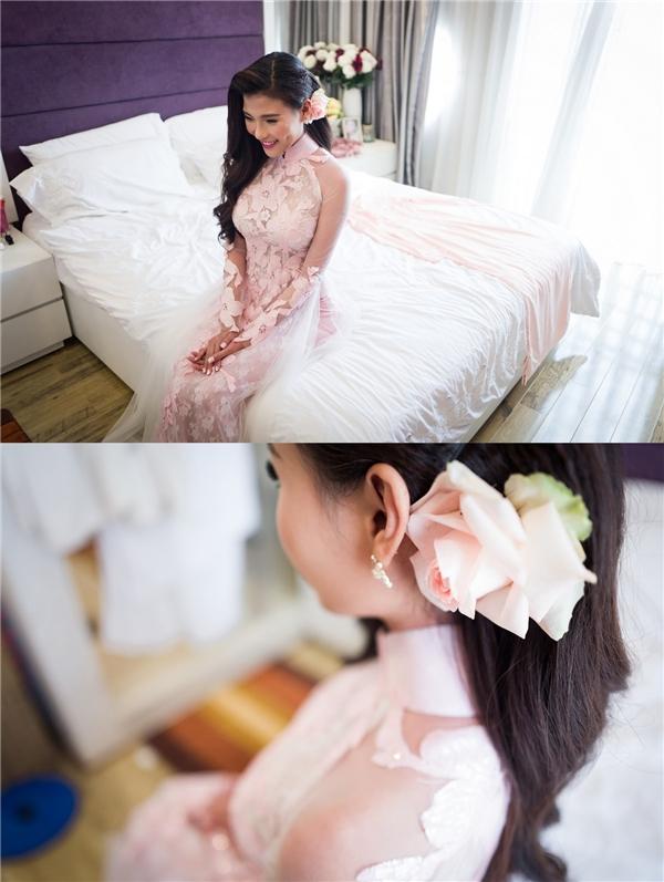 Cận cảnh lễ đính hôn đẹp như mơ của Lương Thế Thành và Thúy Diễm - Tin sao Viet - Tin tuc sao Viet - Scandal sao Viet - Tin tuc cua Sao - Tin cua Sao