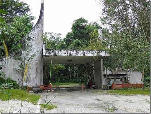 Mimaland chính thức đóng cửa vào năm 1994 cho đến ngày nay, nó hoàn toàn bị bỏ hoang và chỉ còn là một đống đổ nát.(Nguồn: Internet)