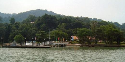 Pulau Jerejak là một nhà tù hoàn toàn tách biệt với thế giới bên ngoài. (Nguồn: Internet)