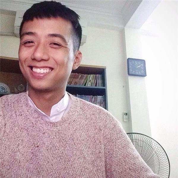 Tài năng, điển trai, và có duyên chính là điểm thu hút đặc biệt củaHe Always Smile.(Ảnh Internet)