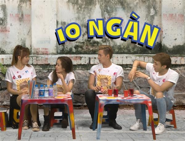 Ngoài Hari Won và Ngô Kiến Huy, chương trình còn có sự tham gia của Phương Ly và Soobin Hoàng Sơn. - Tin sao Viet - Tin tuc sao Viet - Scandal sao Viet - Tin tuc cua Sao - Tin cua Sao