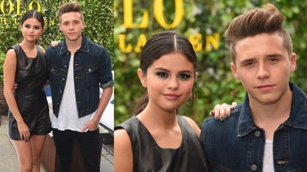 Selena Gomez chê bai quý tử nhà Beckham trẻ con