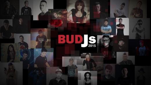 Cuộc thi BUDJs 2015 hé lộ Top 30 DJ hàng đầu Việt Nam.