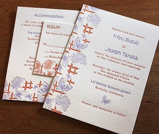 Dù đi hay không, bạn cũng phải thông báo với cô dâu chú rể và đôi khi phải ghi rõ số tiền mình sẽ mừng đám cưới trước nữa đấy.(Nguồn: Internet)
