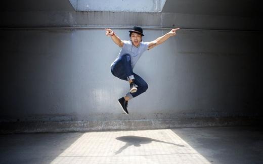 Alex Tú và câu chuyện đam mê bất tận dành cho nhảy múa