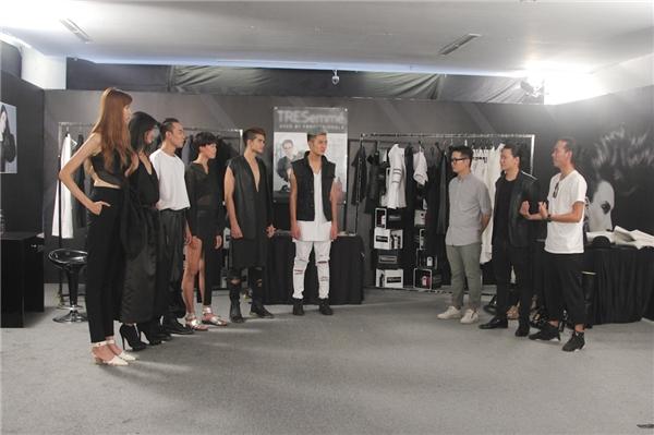 Ngoài ra, top 6 còn được tham gia một buổi casting và thử trang phục với nhà thiết kế Hoàng Minh Hà.