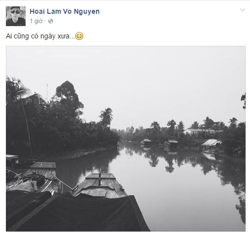 Khung cảnhmiền quê sông nước gần gũi với tuổi thơ nam ca sĩ. - Tin sao Viet - Tin tuc sao Viet - Scandal sao Viet - Tin tuc cua Sao - Tin cua Sao
