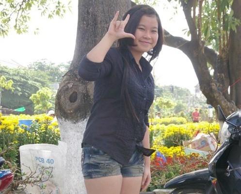 Tula Nguyễn khi nặng 60 kg.