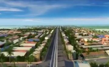 Trải nghiệm đồ họa 3D hai tuyến đường sắt đầu tiên ở Hà Nội