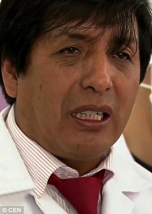 Giáo sư Edgar. (Ảnh: CEN)