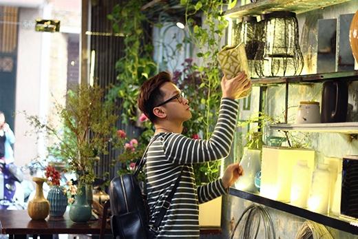Và chuyến đi du lịch tại Nhật đã tạo cho Yun một nguồn cảm hứngrất lớn, khiến anhquyết định mở một tiệm bánh cho bước đầu hiện thực hóa đam mê.