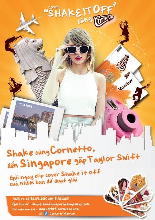 """Gặp trực tiếp Taylor Swift """"tưởng không dễ ai ngờ dễ không tưởng"""""""