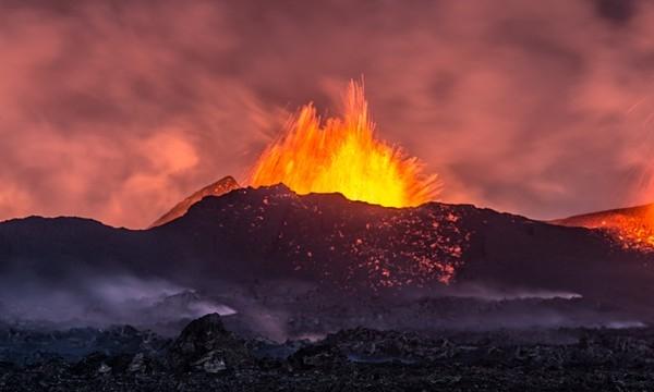 Nếu đại núi lửa thức giấc, thảm họa có thể xảy ra.