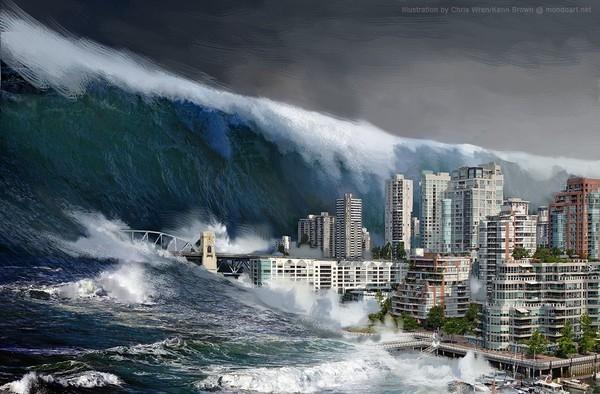 5 đại thảm họa có thể ập đến bất cứ lúc nào