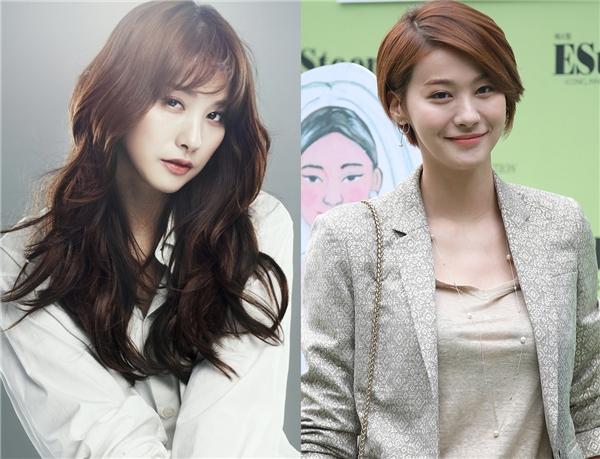 Mái tóc ngắn giúp nữ diễn viên Yoo In Young trông cá tính hơn hẳn. Đặc biệt, vô cùng phù hợp với nhân vật đỏngđảnh, xấu tính trong You Who Came From The Stars.