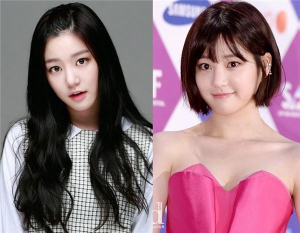 Mái tóc ngắn giúp đưa cô nàng Lee Yoo Bi trở về đúng với số tuổi 25 trẻ trung của cô.